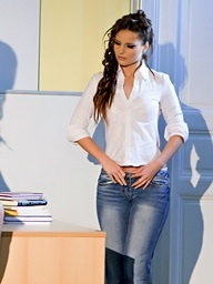 Sexy Claudia Rossi gets screwed very..
