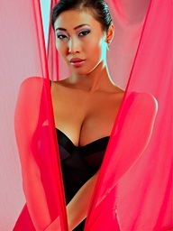 Sharon Lee, breasty asian babe,..