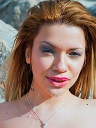 Spanish singer Bibi Noel gets pussy..