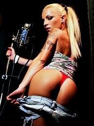 French sexy pornstar Jordanne Kali..