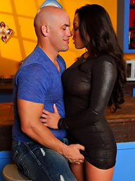 Adrianna Luna and Derrick Pierce