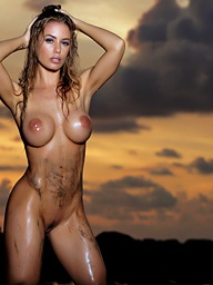 Featuring Nicole Aniston within reach..