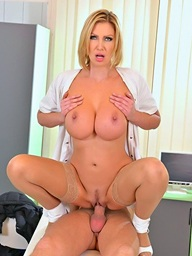 Leigh Darby 34D object fucked