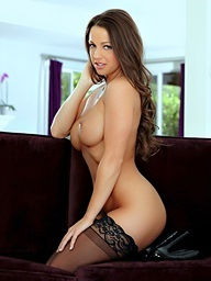 Hottest Than Ever.. featuring Abigail Mac | Twistys.com