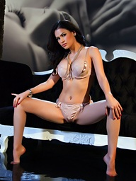 Penthouse.com Matters Colonnade - Vanessa Veracruz - Baldly Pets™ coupled with the World's Sexist Women Championing 1973