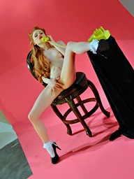 JAYME LANGFORD Control things AMERICAN PIN-UP with Array - Michael Ninn