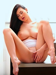 Nubile Films - photos featuring Lucy Li in Thinking Of You
